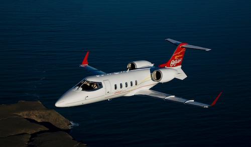 1. Learjet 60 XR