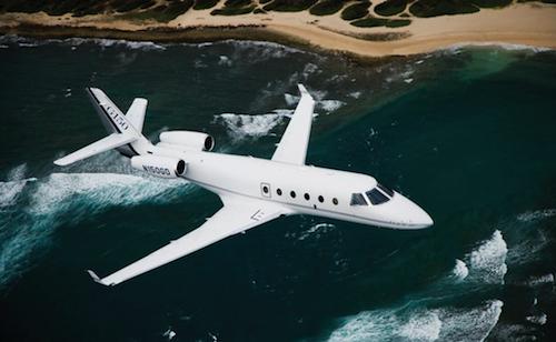 3. Gulfstream G150