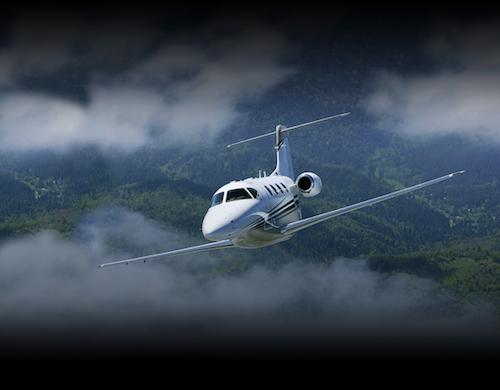 8. Beechcraft Premier IA